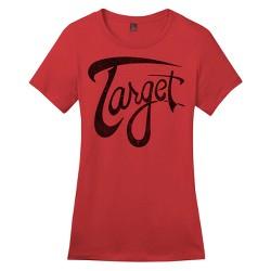 Women's Target Typescript T-Shirt