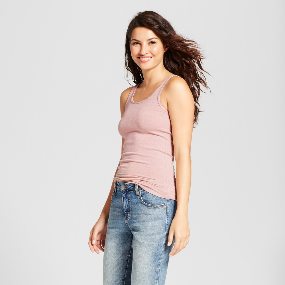 Womens Shine Any Day Tank - A New Day Rose Gold L