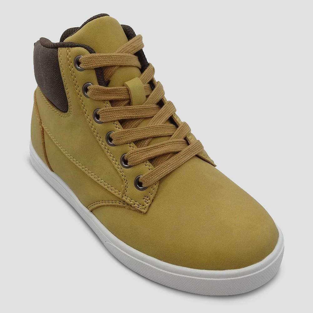 Boys Garrison Casual Sneakers - Art Class Wheat 3, Yellow