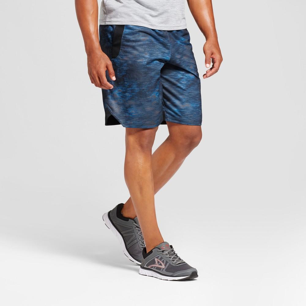 Mens Fadeaway Shorts - C9 Champion Mineral Blue Xxl