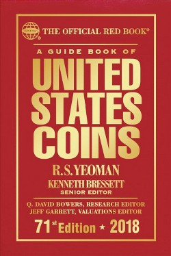 Guide Book of United States Coins : The Official Red Book (Hardcover) (R. S. Yeoman)