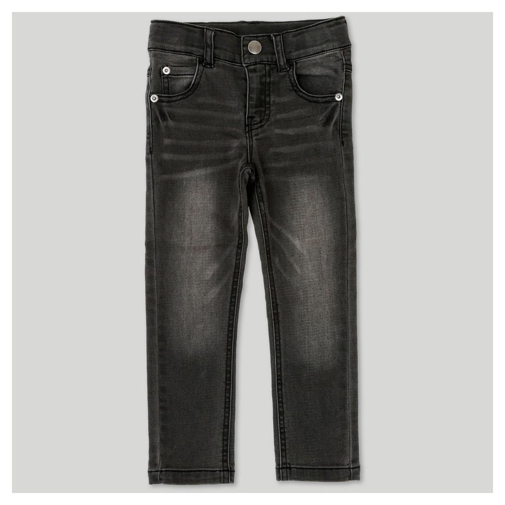 Jeans Afton Street Black 18 M, Toddler Boys
