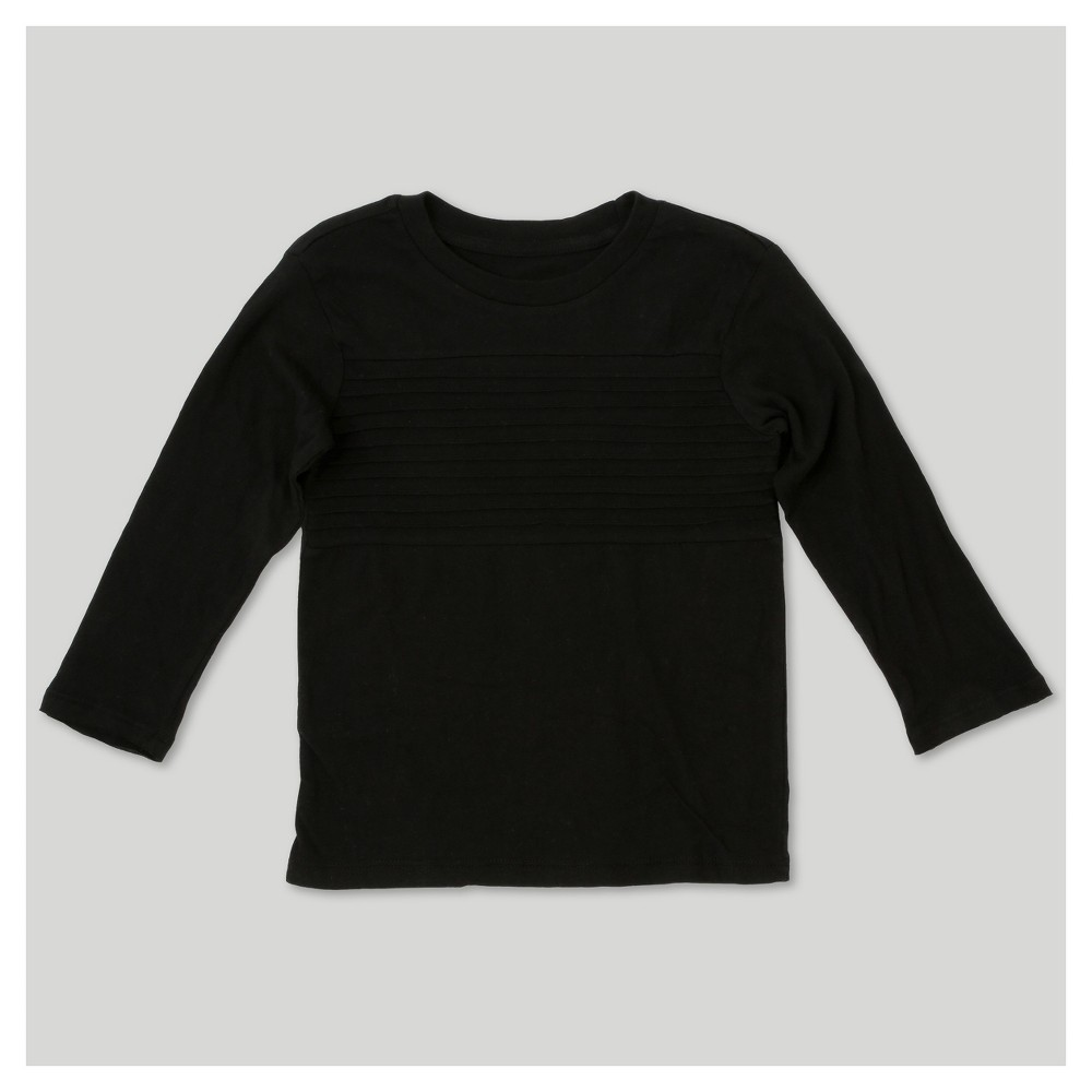 T-Shirt Black 5T, Infant Boys