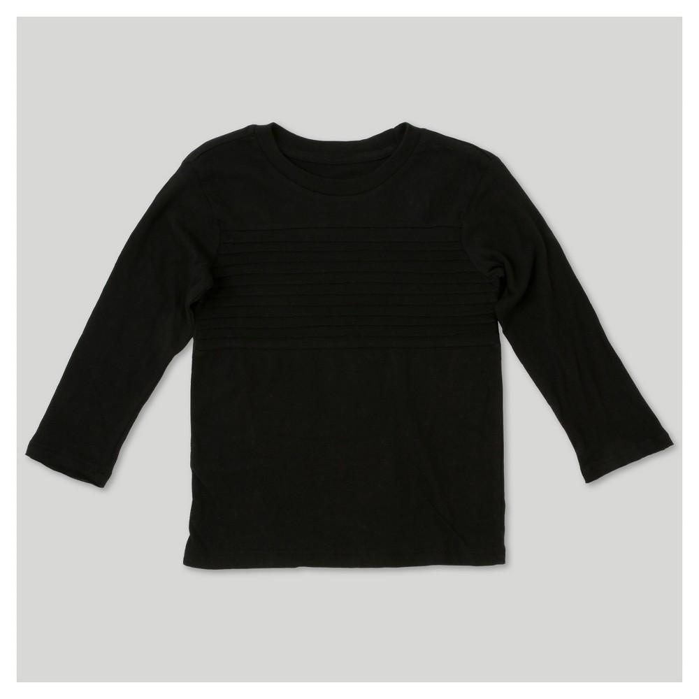 Afton Street Boys T-Shirt - Black 18M, Size: 18 M