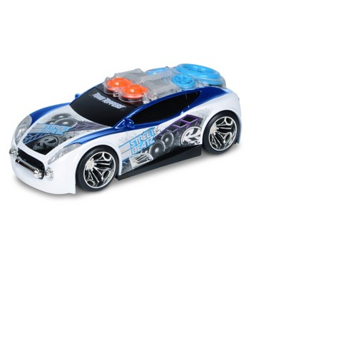 Road Rippers Street Beatz Motorized Car - Blizzard White - Style 3 - image 1 of 2