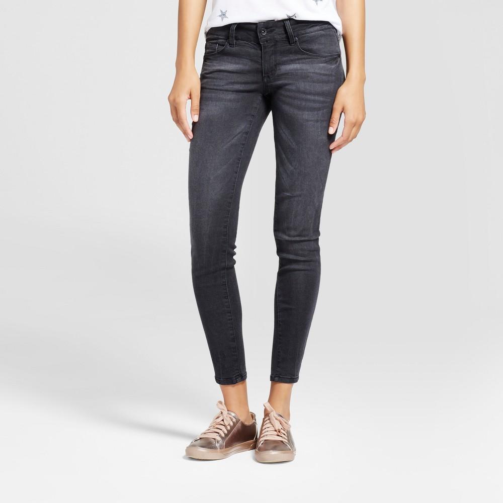Womens Skinny Jeans - Dollhouse (Juniors) Blue 7