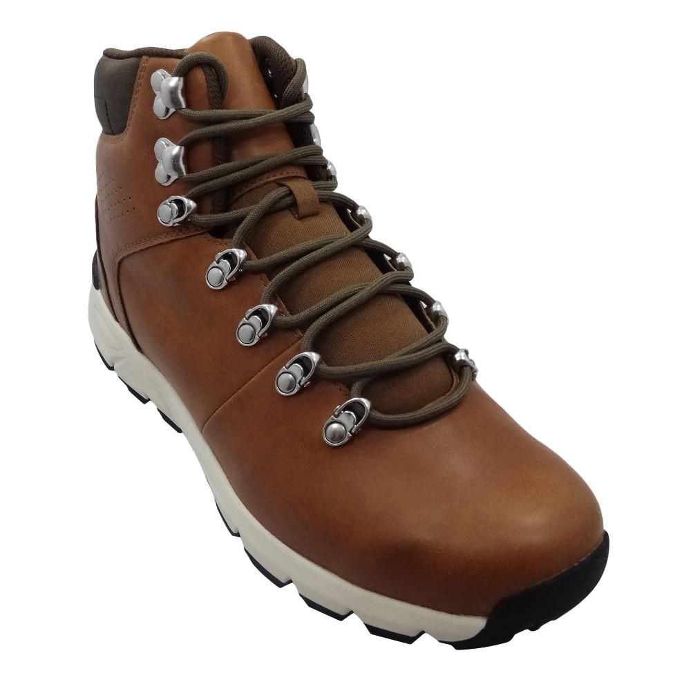 Mens Jax Casual Hiker Boot - Goodfellow & Co Brown 12