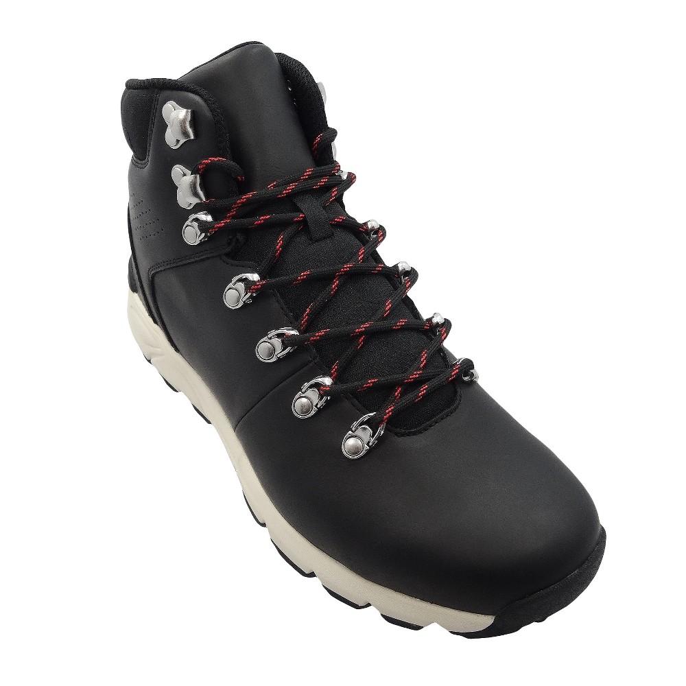 Mens Jax Casual Hiker Boot - Goodfellow & Co Black 10