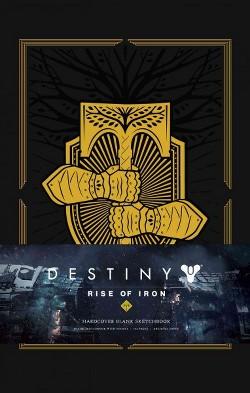 Destiny Deluxe Sketchbook (Hardcover)