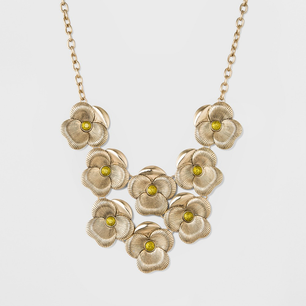Sugarfix by BaubleBar Pendant Necklace - White, Womens