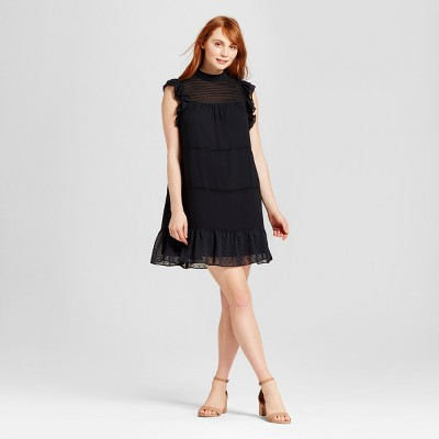 Gold n black dress hit