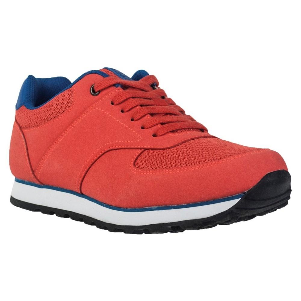 Mens Johnny Retro Jogger Shoe - Goodfellow & Co Cherry Tomato 11, Red