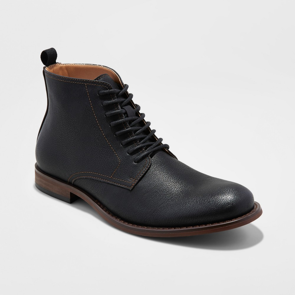 Mens Jerome Oxford Boot - Goodfellow & Co Black 10