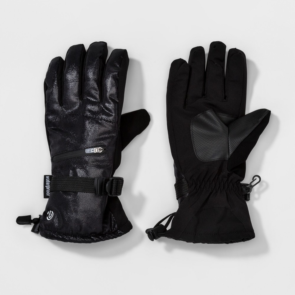 Womens Ski Glove - C9 Champion Black L/XL