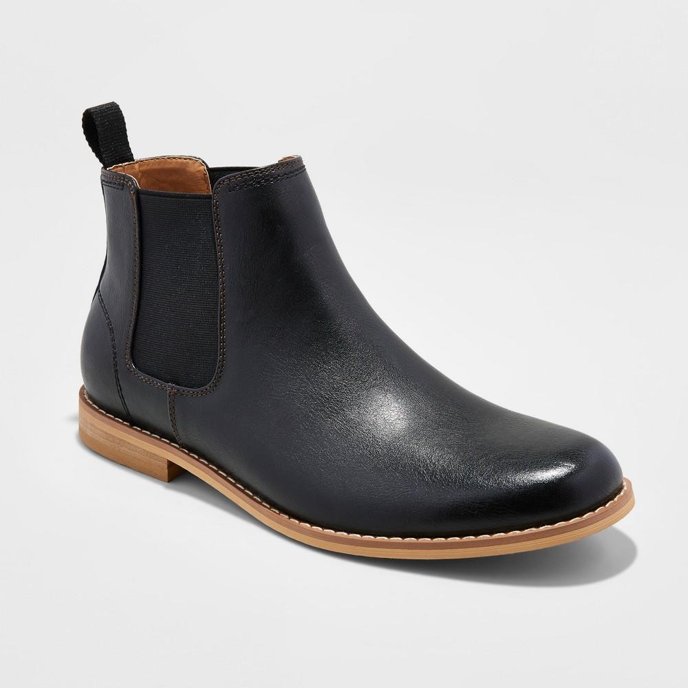 Mens Jones Chelsea Boot - Goodfellow & Co Black 9.5