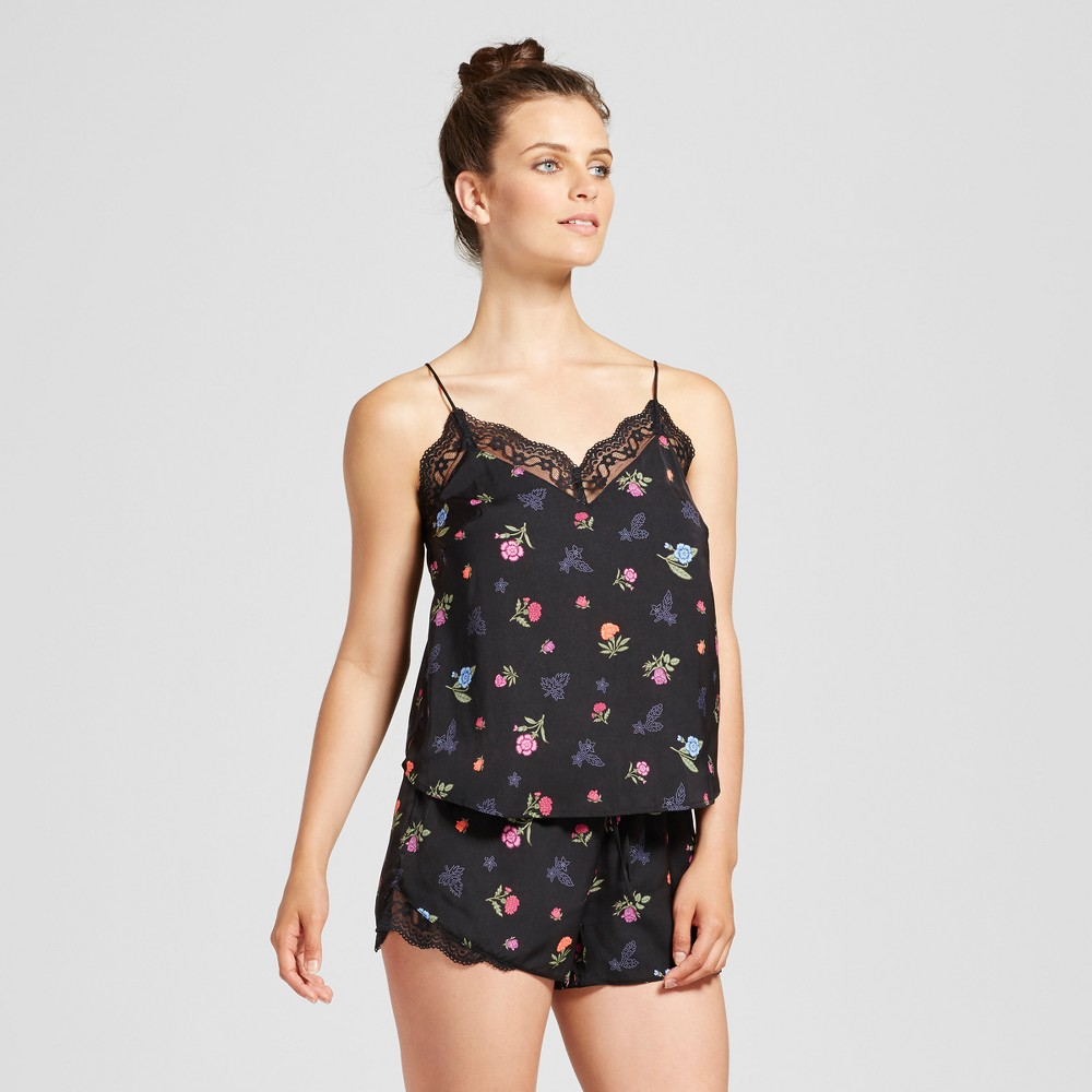Women's Pajama Set - Xhilaration Black M