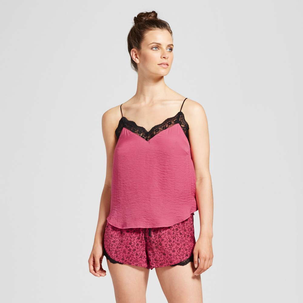 Womens Pajama Set - Xhilaration Rose XL, Pink