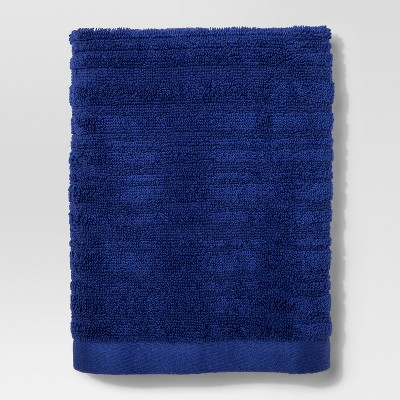 Textured Hand Towel Dancing Blue - Project 62™