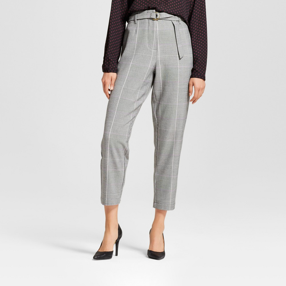 Womens Bootcut Trouser - Who What Wear Gray 16