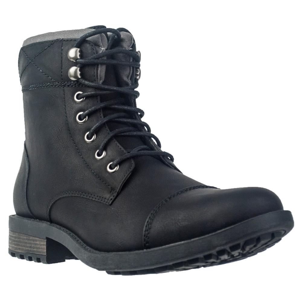 Mens Jonah Double Collar Boot - Goodfellow & Co Black 12
