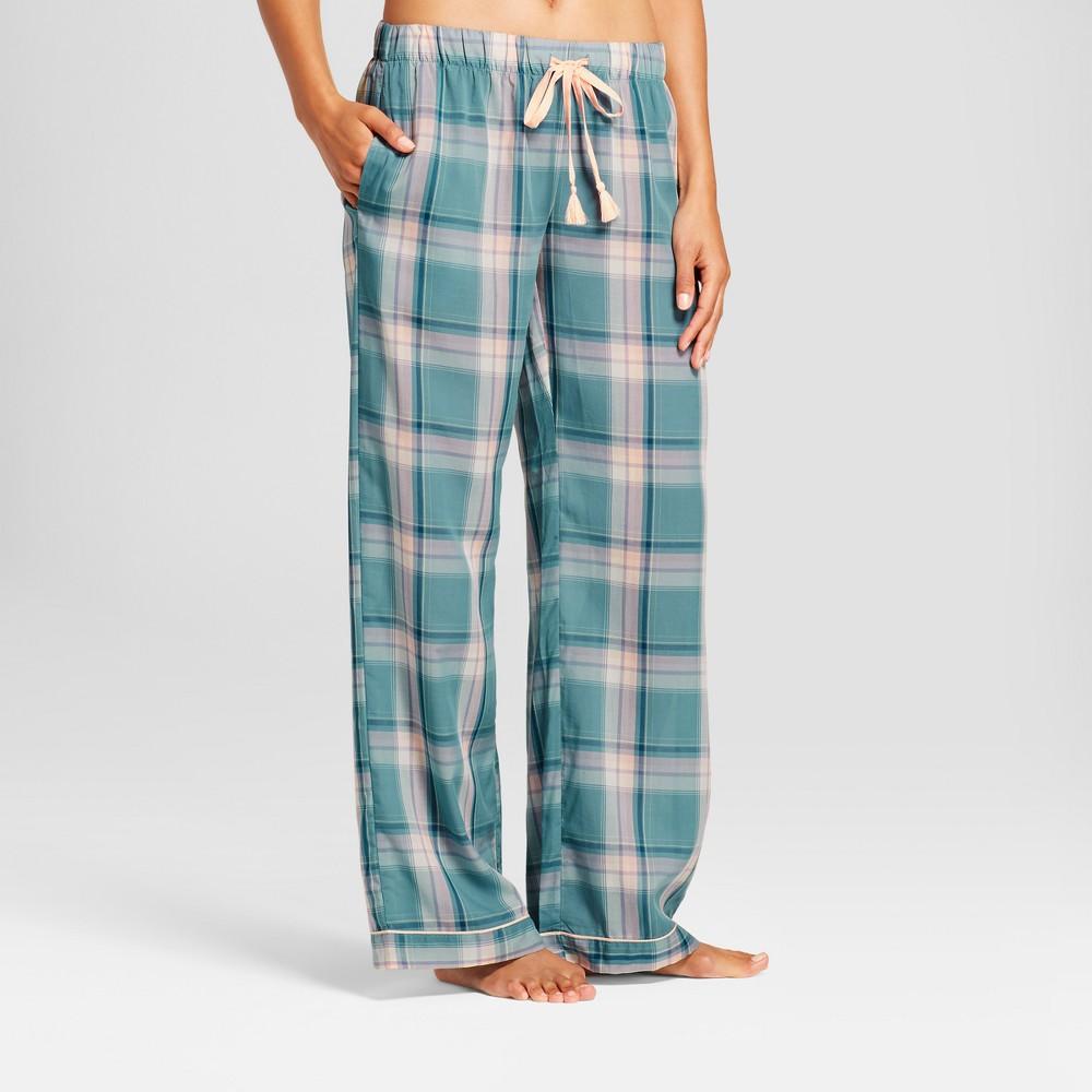 Womens Pajama Pants Nokomis Blue L