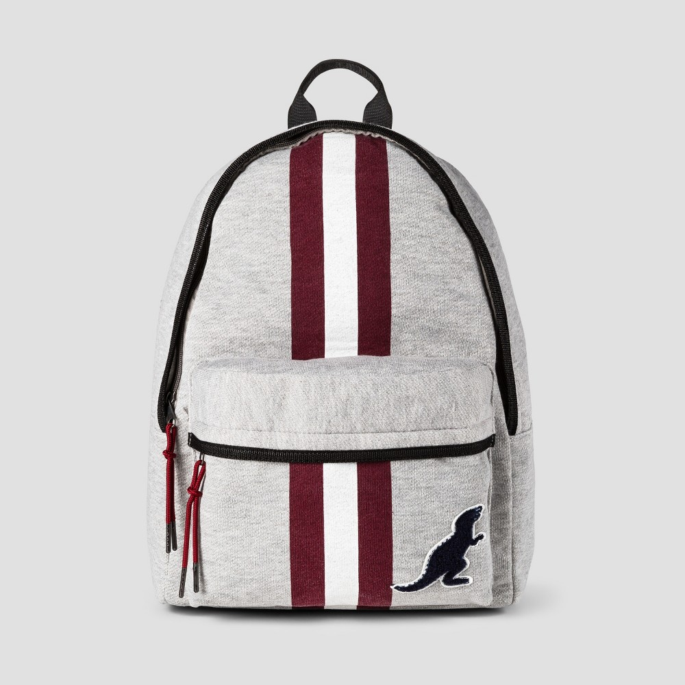 Cat & Jack Kids Jersey Backpack - Gray
