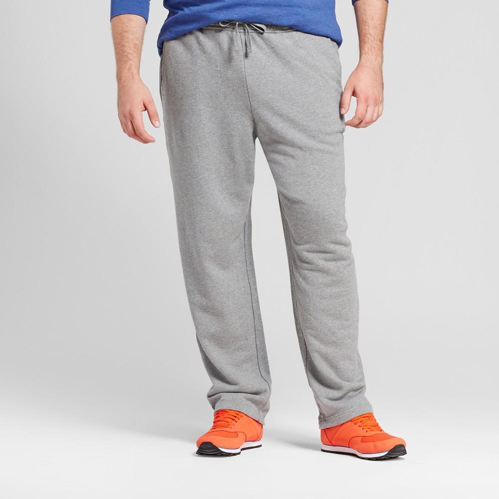 Mens Big & Tall Sweatpants - Goodfellow & Co Heather Gray 5XB