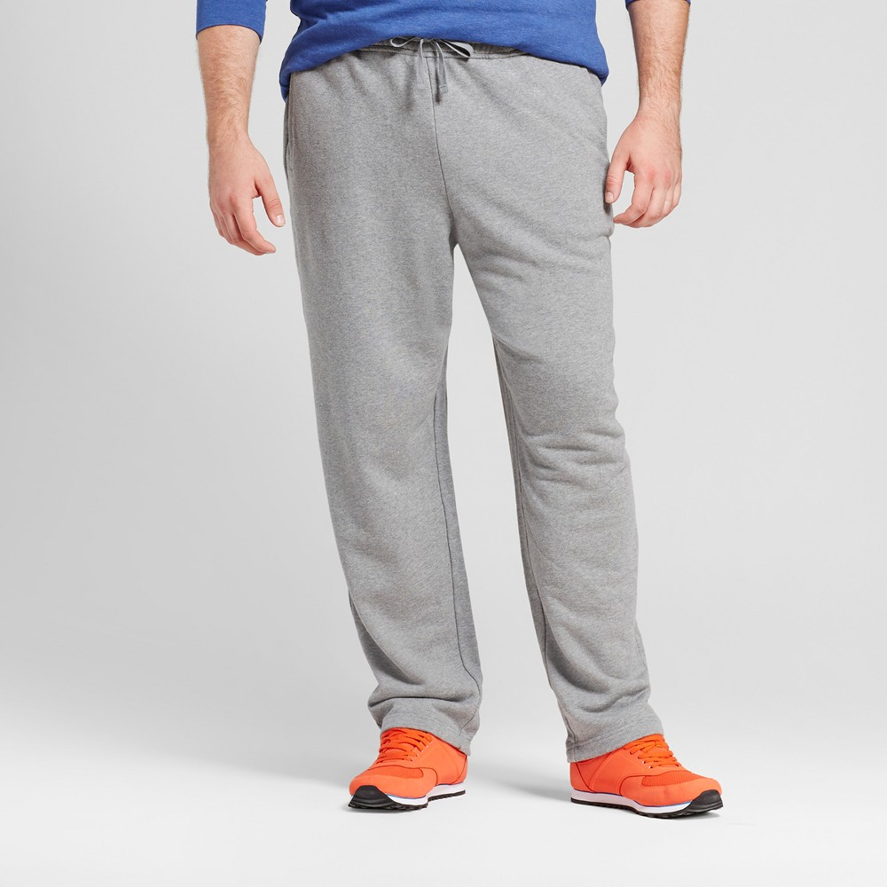 Mens Big & Tall Sweatpants - Goodfellow & Co Heather Gray 3XB