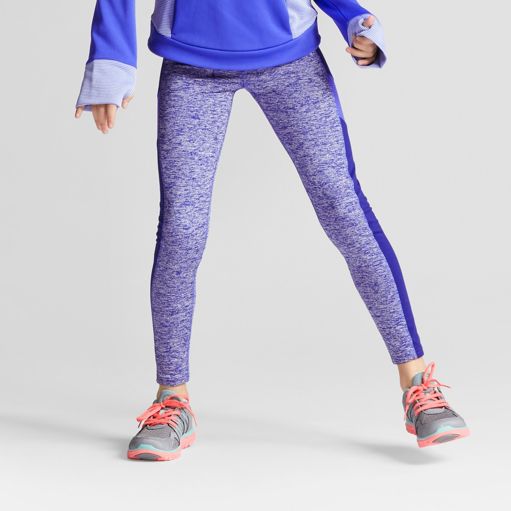 Girls Cozy Leggings - C9 Champion Ultramarine S