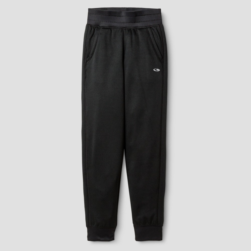 Girls Tech Fleece Jogger Pants - C9 Champion - Black XS