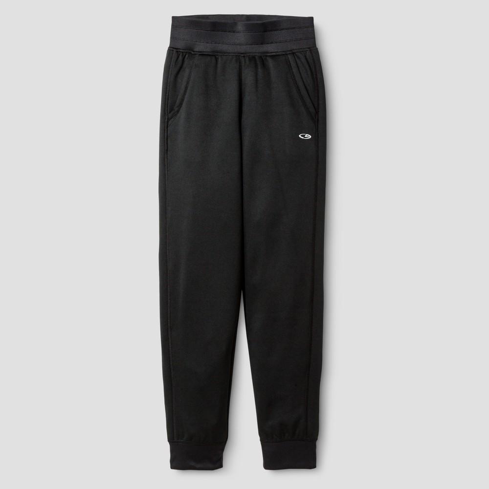 Girls Tech Fleece Jogger Pants - C9 Champion - Black M