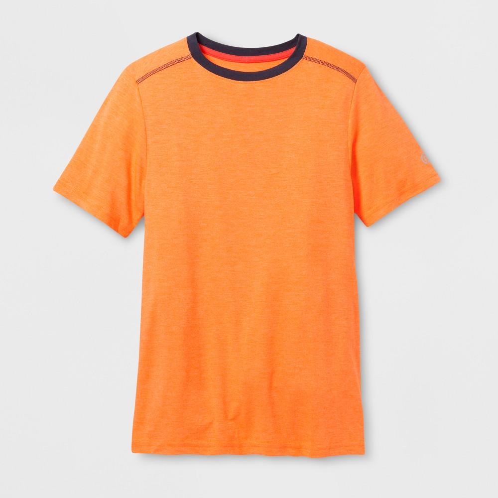 Boys Soft Performance T-Shirt - C9 Champion Orange XL