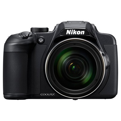 Nikon® COOLPIX B700 20.2MP Digital Camera With 60x Optical Zoom - Black (26510)