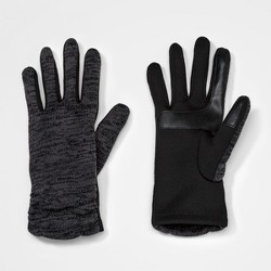 Isotoner® Women's smarTouch® Ruched Sweater Knit Glove - Black