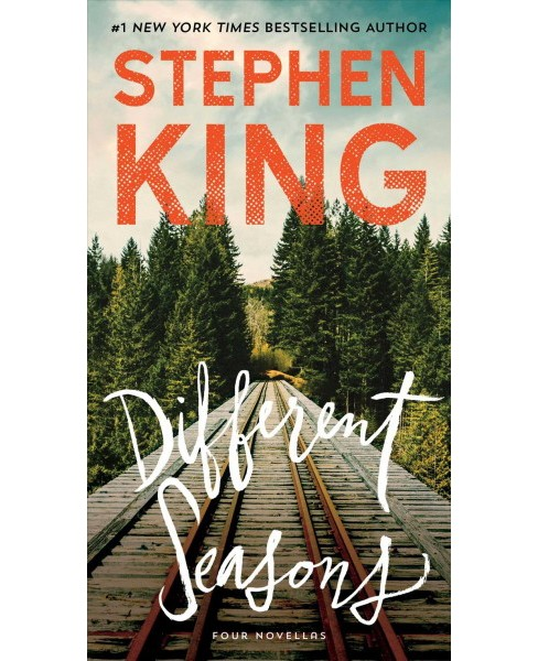 Different Seasons : Four Novellas (Paperback) (Stephen King) - image 1 of 1