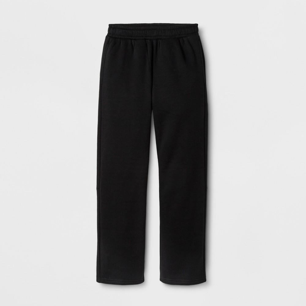 Boys Cotton Fleece Pants - C9 Champion - Black M