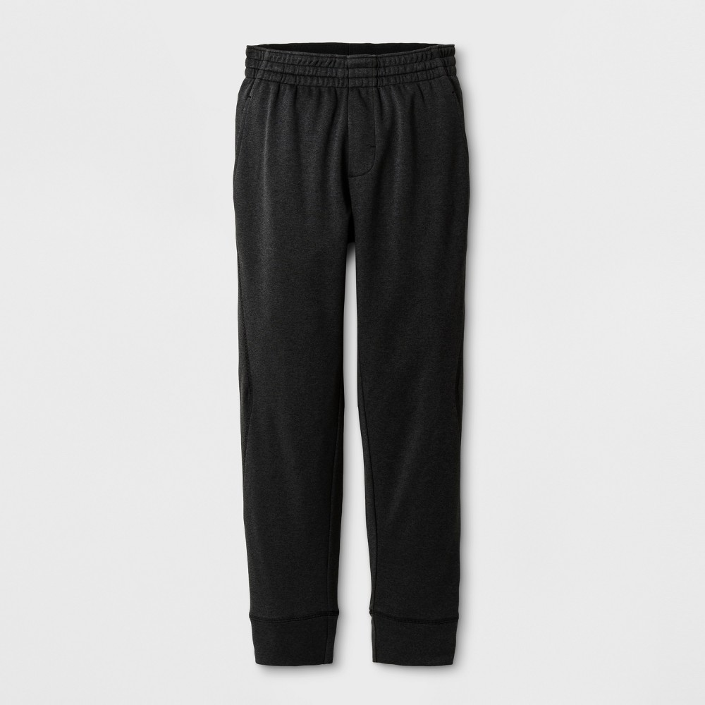 Boys Jogger Pants - C9 Champion Black Heather S