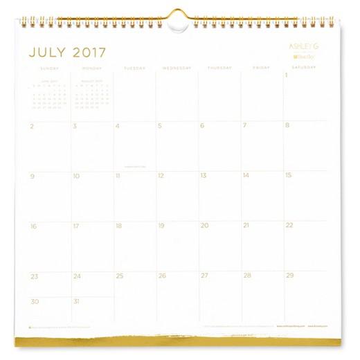 Wall Calendar : Calendars : Target