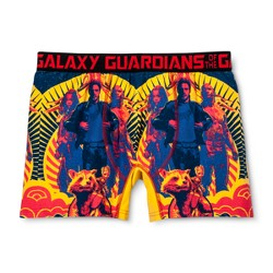 Men's Marvel® Guardian Of The Galaxy 2 Boxer Briefs - Honey