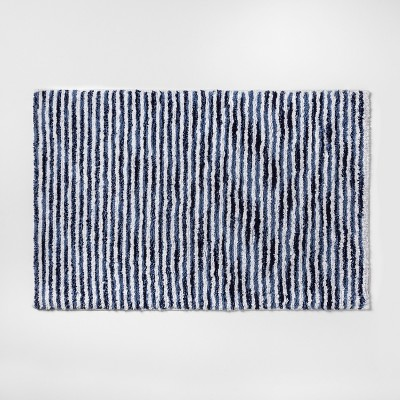 Tufted Bath Rug Blue - Project 62™