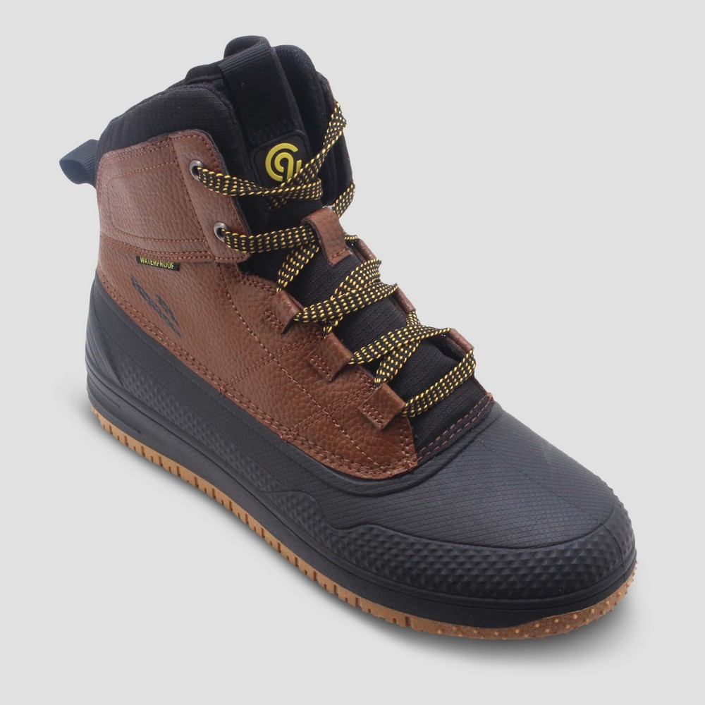 Winter Boots - C9 Champion Mario Tan 12, Mens, Beige