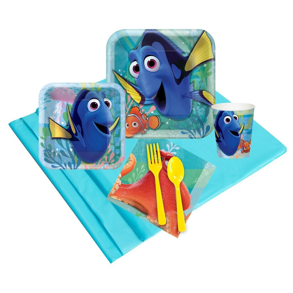 Finding Dory 24 Guest Party Pk, Blue