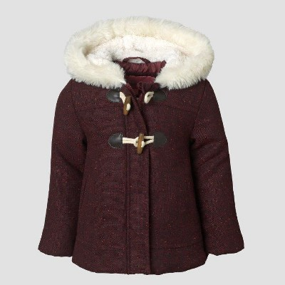 Outerwear Coats And Jackets Wippette 24 M Burgundy