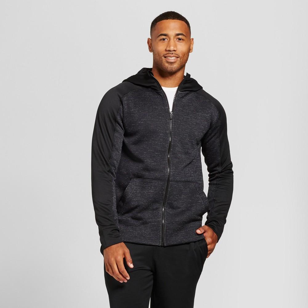 Men's Tech Fleece Full Zip Hoodie - C9 Champion Black S