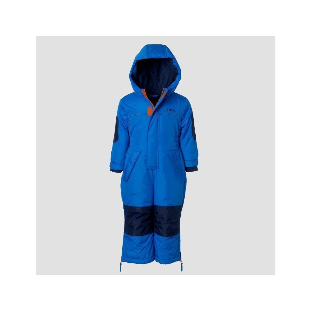 Snowsuits Wippette 3T Black, Toddler Boys, Size: 12 M, Black Blue