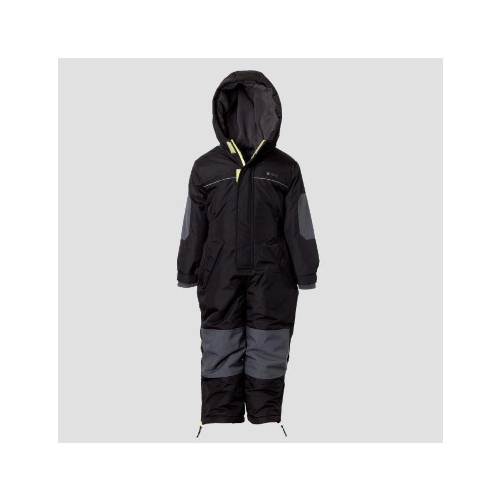 Snowsuits Wippette 18 M Black, Infant Boys, Size: 12 M