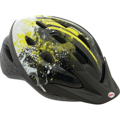Bell® Richter Youth Bike Helmet - Black/Yellow - image 1 of 1