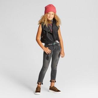 little girls moto jacket : Target