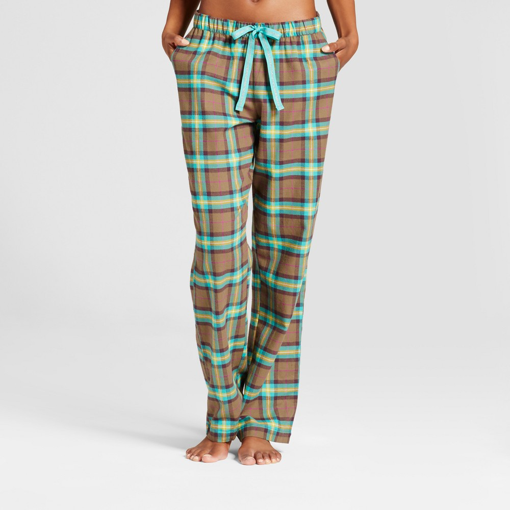 Womens Pajama Pants - Xhilaration Riverweed M, Green