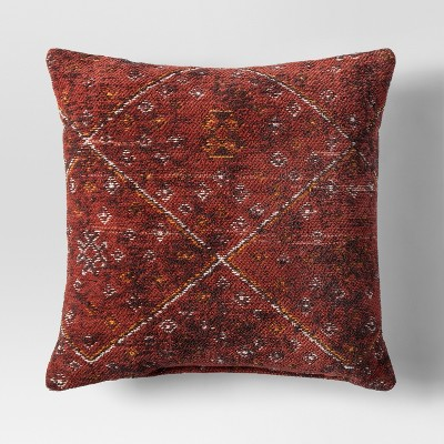 Kilim Throw Pillow (18 )- Red - Threshold™